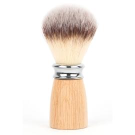 Blaireau de rasage en bois de chêne – Caliquo
