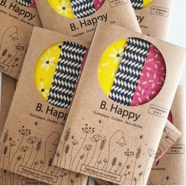 B.Happy FoodWrap – Emballage Alimentaire Ecologique
