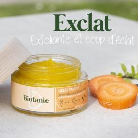 Gelée exfoliante Exclat® - Biotanie