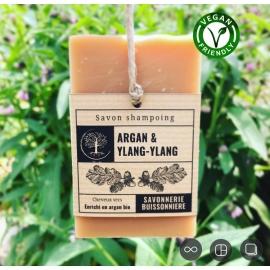 Savon-Shampoing Argan & Ylang-Ylang