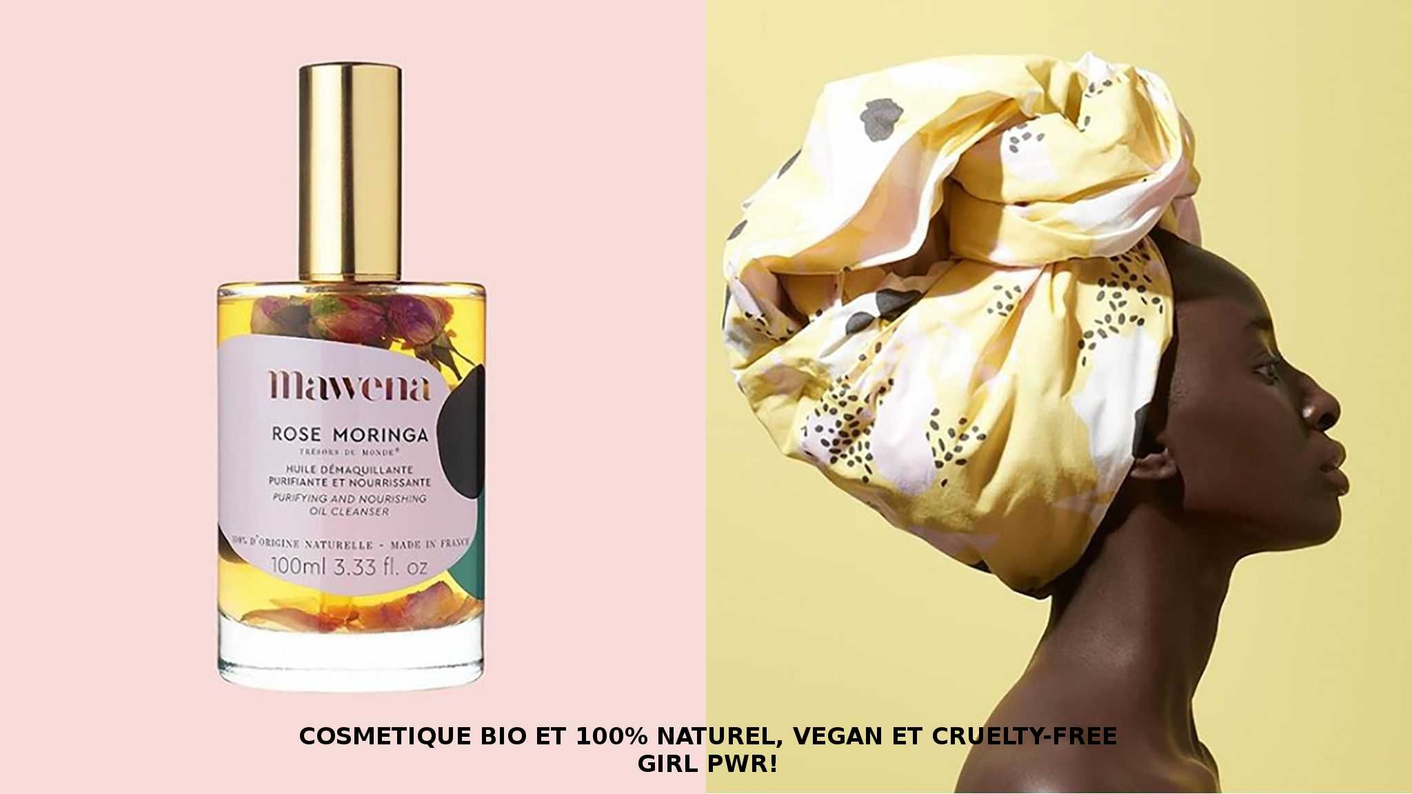 MAWENA - COSMETIQUE BIO NATUREL VEGAN